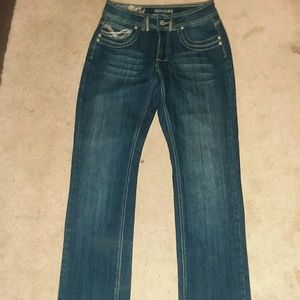 Size 4 Massini Jeans